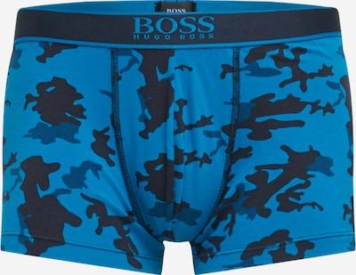 BOSS Casual Boxerky - modrá / ultramarínová modř / tmavě modrá, Produkt