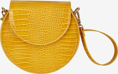 Rock Your Curves by Angelina K. Clutch in gelb, Produktansicht