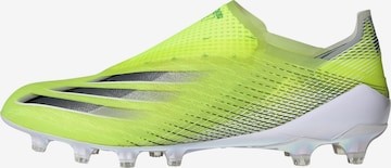 ADIDAS PERFORMANCE Soccer Cleats 'X Ghosted' in Yellow
