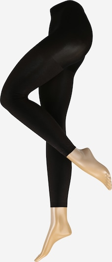 FALKE Tights 'Tarnish' in brown / black, Item view