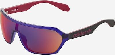 ADIDAS ORIGINALS Gafas de sol en amarillo / azul violaceo / rojo, Vista del producto