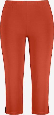 Pantalon Ulla Popken en orange