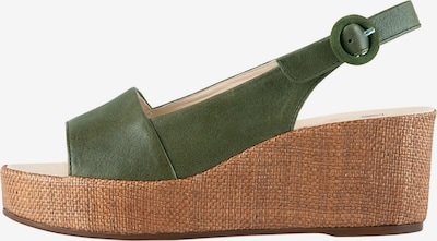 Högl Strap Sandals 'Seaside' in Khaki, Item view
