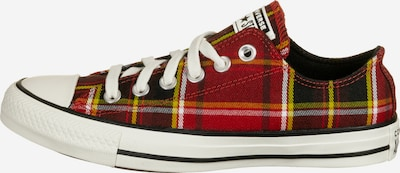 CONVERSE Schuhe 'Chuck Taylor All Star OX' in rot: Frontalansicht
