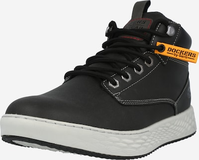 Dockers by Gerli Členkové tenisky - žltá / čierna, Produkt