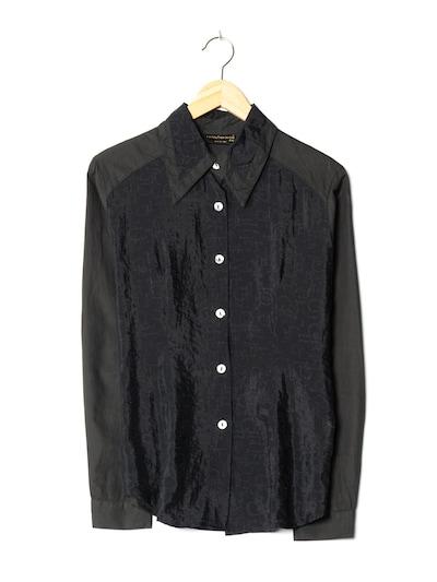 Rocco Barocco Bluse in M-L in schwarz, Produktansicht