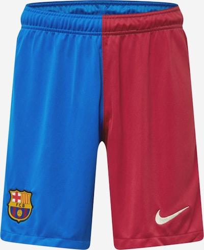 Pantaloni sportivi 'FC Barcelona 2021/22 Stadium Home/Away' NIKE di colore blu cielo / rosso, Visualizzazione prodotti