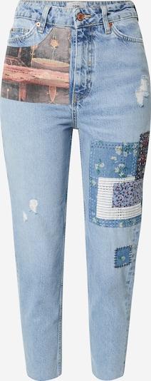 NEW LOOK Jean 'FLORIDA' en bleu, Vue avec produit