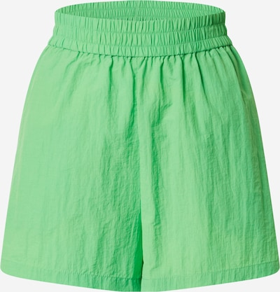 modström Shorts 'Janice' in hellgrün, Produktansicht