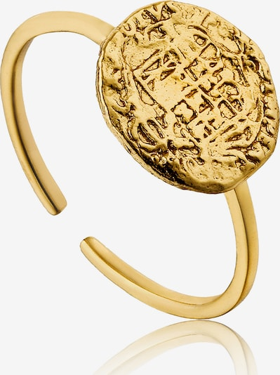 Ania Haie Damenring  'Emlem Adjustable ring ' in gold, Produktansicht