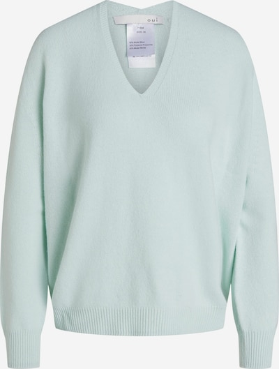 OUI Pullover in mint, Produktansicht