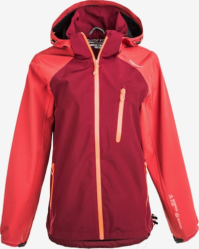 Weather Report Funktionsjacke 'CAMELIA JACKET W-PRO15000' in rot, Produktansicht