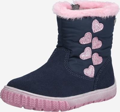 LURCHI Čizme za snijeg 'Jola' u mornarsko plava / roza, Pregled proizvoda