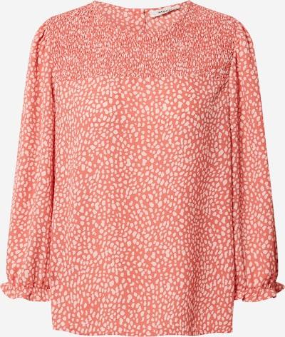 MOSS COPENHAGEN T-Krekls 'Clover', krāsa - sarkans / balts, Preces skats