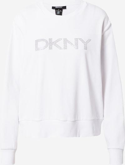 DKNY Sweatshirt in de kleur Zilver / Wit, Productweergave
