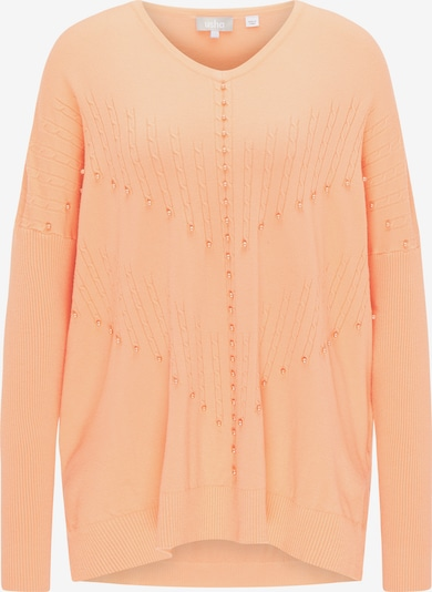 Usha Sweater in Pastel orange, Item view
