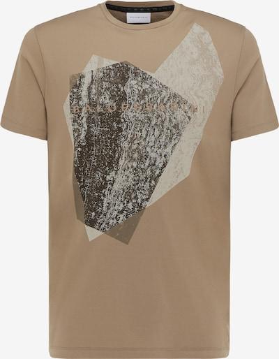 Baldessarini Shirt 'Tazzio' in de kleur Bruin / Cappuccino, Productweergave