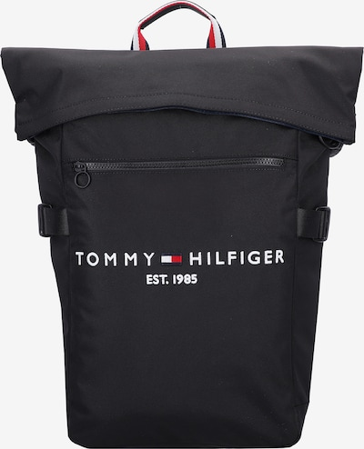 TOMMY HILFIGER Backpack in Red / Black / White, Item view