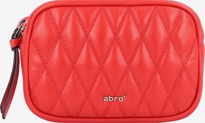 ABRO Sacs banane 'Romby' en rouge, Vue avec produit