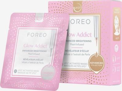 Foreo Maske 'Glow Addict' in weiß, Produktansicht