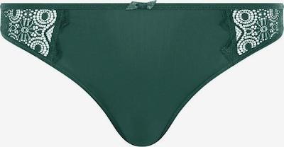 PASSIONATA Slip in grün, Produktansicht