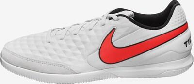 NIKE Fußballschuh in rot / schwarz / weiß, Produktansicht