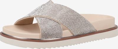 BUFFALO Pantofle - béžová / stříbrná, Produkt