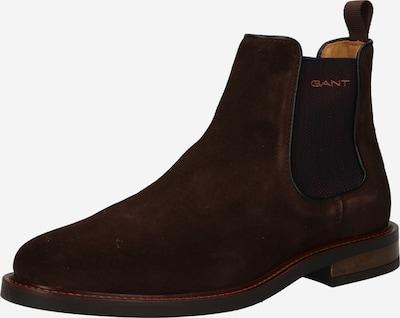 GANT Chelsea Boots 'Akron' in dunkelbraun, Produktansicht