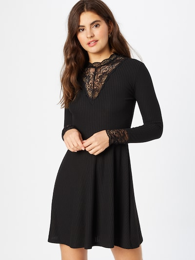 ONLY Kleid 'NELLA' in schwarz, Modelansicht
