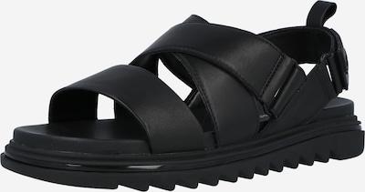 MICHAEL Michael Kors Sandale 'DAMON' in schwarz, Produktansicht