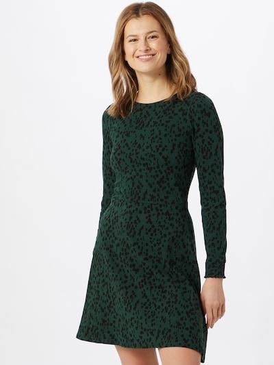 Dorothy Perkins Kleid in grün / schwarz, Modelansicht