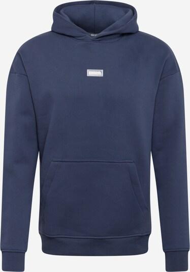 NIKE Sportsweatshirt in marine / pink / weiß, Produktansicht