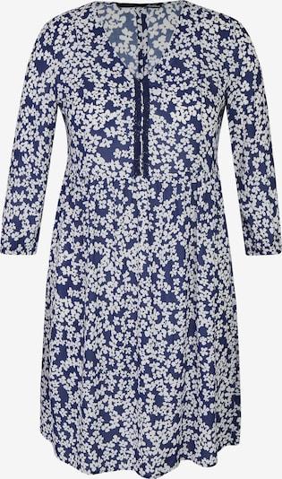 Lecomte Kleid in dunkelblau, Produktansicht