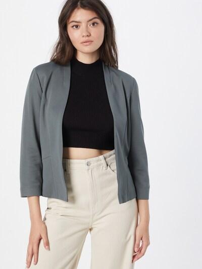 ONLY Blazer 'CHOLE-ANNA' in schlammfarben, Modelansicht