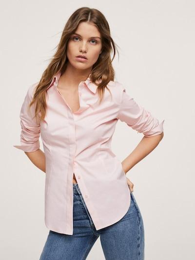 Bluză 'SOFIA' MANGO pe roz pastel, Vizualizare model