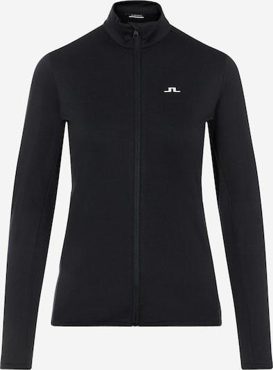 J.Lindeberg Sportjas in de kleur Zwart, Productweergave