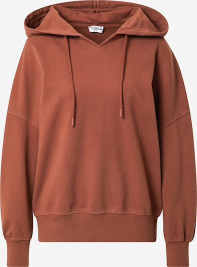 ABOUT YOU Limited Hoodie 'Mia' by Mimoza - (GOTS) i mørkebrun, Produktvisning