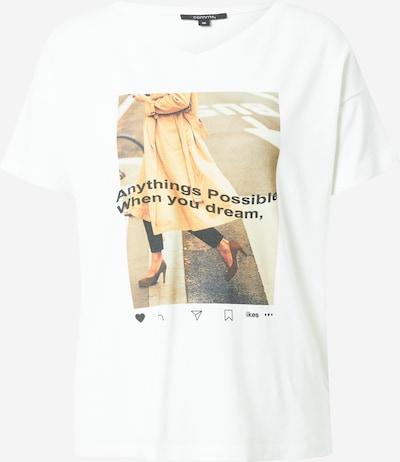 Tricou COMMA pe mai multe culori / alb, Vizualizare produs