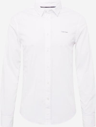 Calvin Klein Chemise business en blanc, Vue avec produit