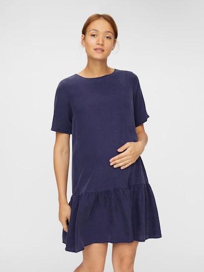 MAMALICIOUS Kleid in navy, Modelansicht
