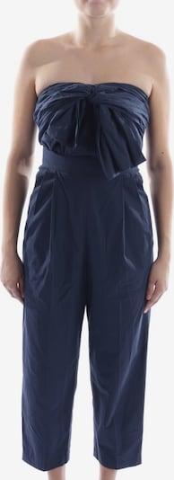MSGM Jumpsuit in XXS in dunkelblau, Produktansicht