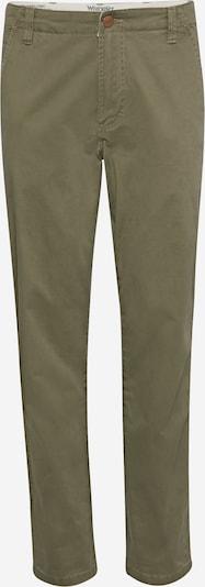 Pantaloni eleganți 'CASEY' WRANGLER pe oliv, Vizualizare produs