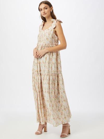 Love Copenhagen Kleid 'Muna' in beige / mischfarben, Modelansicht