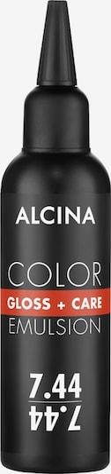 Alcina Haartönung 'Gloss + Care Color Emulsion' in, Produktansicht