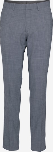 s.Oliver BLACK LABEL Trousers with creases in blue mottled, Item view