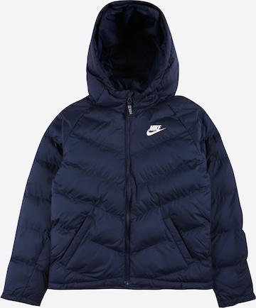 zils Nike Sportswear Starpsezonu jaka