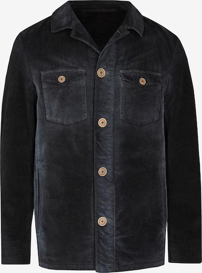 DANIEL HECHTER Hemdsakko in schwarz, Produktansicht