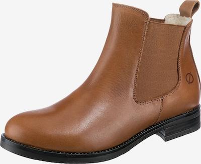 Paul Vesterbro Chelsea Boots in cognac, Produktansicht