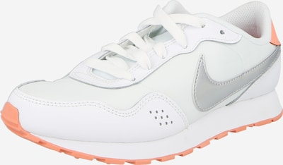Nike Sportswear Baskets 'VALIANT' en mandarine / argent / blanc, Vue avec produit