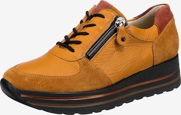 WALDLÄUFER Sneakers ' H-lana' in Orange